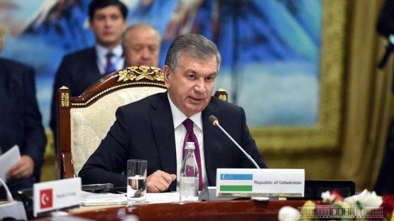 Шавкат Мирзиёев Хивани пойтахт сифатида таклиф қилди